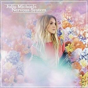Nervous System (EP) - Image: Julia Michaels Nervous System EP cover