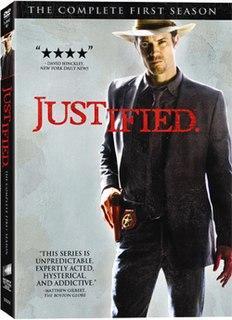<i>Justified</i> (season 1) Season of television series