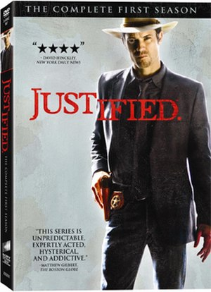 Justified (season 1) - Image: Justified Ssn 1