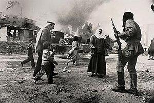 Karantina massacre - Image: Karantina Massacre