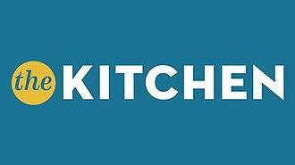 The Kitchen (talk show) - Image: Kitchen TV series logo