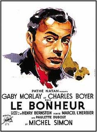 Le Bonheur (1934 film) - Image: Lebonheur