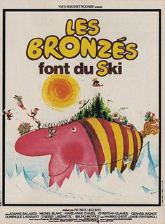 <i>French Fried Vacation 2</i> 1979 film by Patrice Leconte