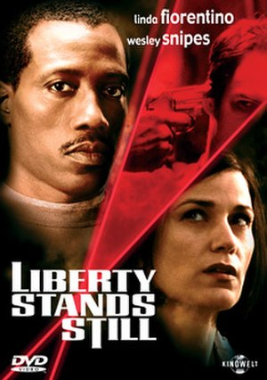 Liberty Stands Still - DVD cover