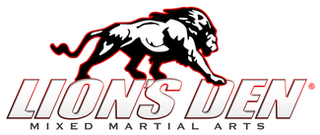 Lions Den (mixed martial arts) American mixed martial arts team