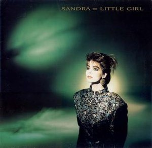 Little Girl (Sandra song) - Image: Little Girl Sandra 12 inch single