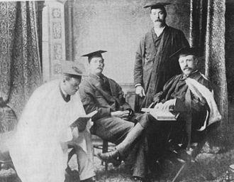 Ephraim Lockwood - Lockwood (left)