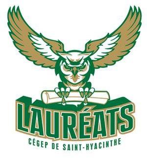 Saint-Hyacinthe Lauréats - Image: Logo laureats
