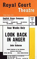 Look Back In Anger