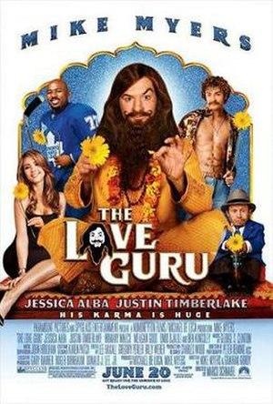 The Love Guru - Theatrical release poster