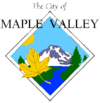 Official logo of City of Maple Valley