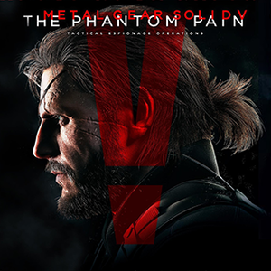 Metal Gear Solid V: The Phantom Pain - Image: Metal Gear Solid V The Phantom Pain cover
