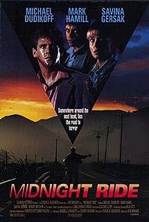 <i>Midnight Ride</i> (film) 1990 film
