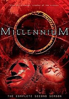 <i>Millennium</i> (season 2) season of television series