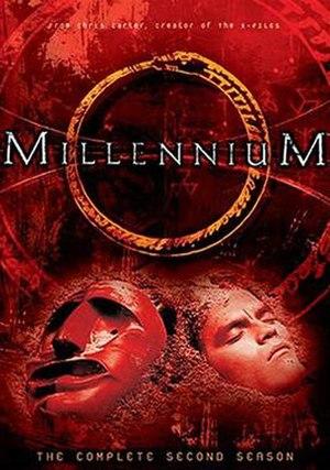 Millennium (season 2) - Image: Millennium Season 2DVDContest 300