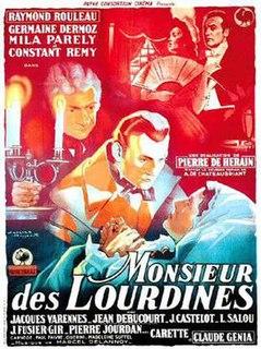 <i>Monsieur des Lourdines</i>