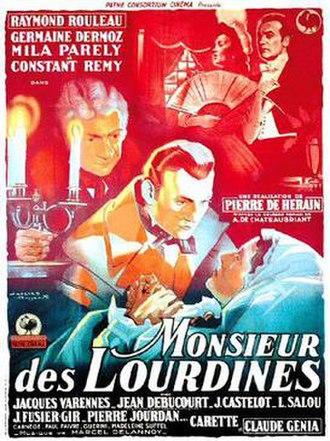 Monsieur des Lourdines - Image: Monsieur des Lourdines