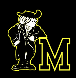 Moorestown High School - Image: Moorestown High Quakers