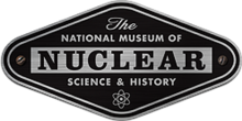National Museum of Nuclear Science & History logo.png