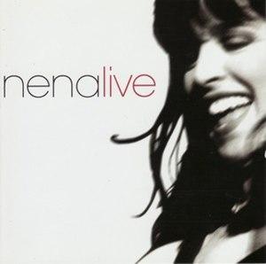 Nena Live '98 - Image: Nena Live '98 album cover art
