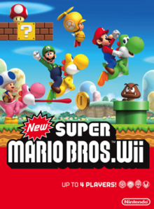 New Super Mario Bros  Wii - Wikipedia