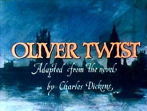 Oliver Twist (1982 Australian film) - Image: Oliver Twist 1982