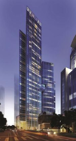 One Nine Elms - Original design
