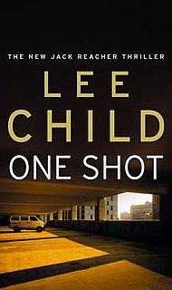 <i>One Shot</i> (novel)