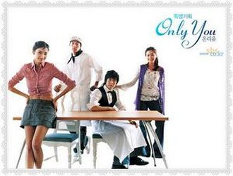 Only You (2005 TV series) - Image: Only You Korea Promo