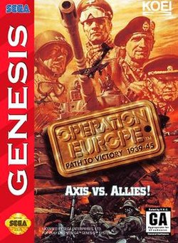 North American Genesis cover art