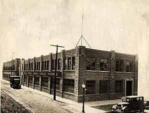 John Crane Group - Old John Crane Headquarters