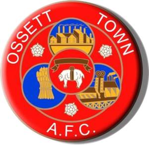 Ossett Town A.F.C. - Image: Osset Town F.C. logo