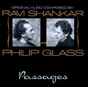 Passages (Ravi Shankar and Philip Glass album) - Image: Passages Shankar Glass