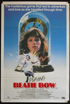 Playing Beatie Bow (film) - Playing Beatie Bow poster