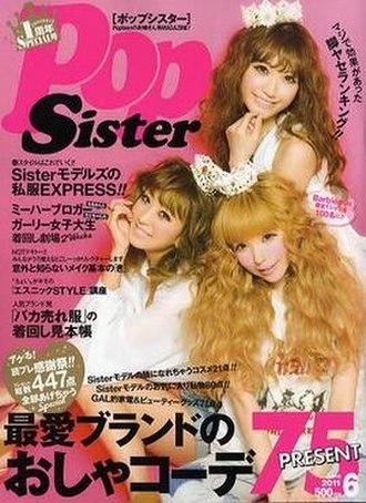 PopSister - June 2011