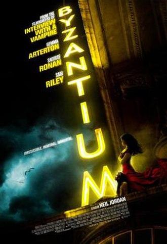 Byzantium (film) - Promotional poster