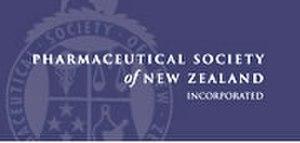 Pharmaceutical Society of New Zealand - Image: Psnz logo
