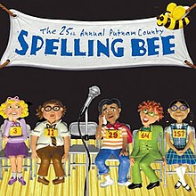 The 25th Annual Putnam County Spelling Bee - Wikipedia