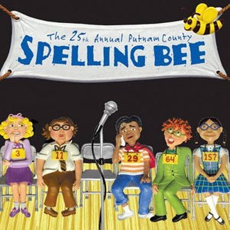 The 25th Annual Putnam County Spelling Bee - Original Cast Recording