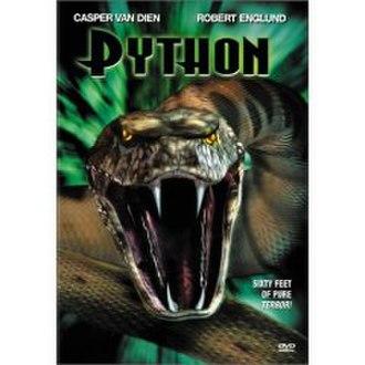 Python (film) - DVD cover