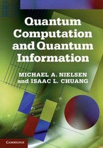 Quantum Computation and Quantum Information - Image: Quantum Computation and Quantum Information
