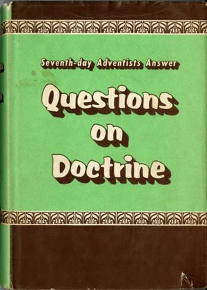Questions on Doctrine - Cover of Questions on Doctrine