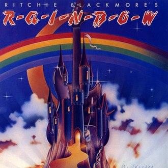 Ritchie Blackmore's Rainbow - Image: Rainbow Ritchie Blackmore's Rainbow (1975) front cover