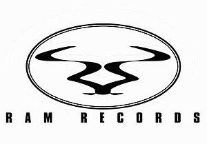 RAM Records - Image: Ram Logo 430