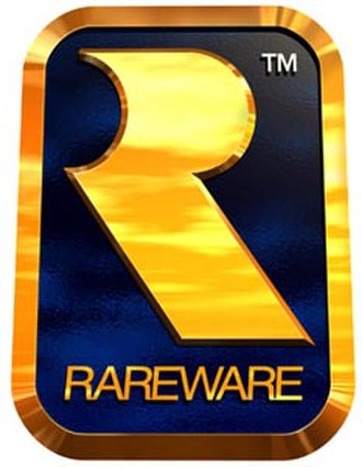 "Rare (company) - Former Rare logo, used for the ""Rareware"" trademark (used from 1994–2003)"