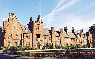 Stephen MacKenna - Ratcliffe College, where MacKenna went to school as a boy and learned Ancient Greek