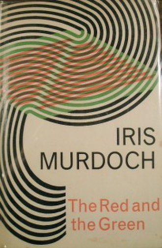 The Red and the Green - Cover of the first edition