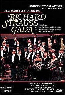 <i>New Years Eve Concert 1992: Richard Strauss Gala</i>