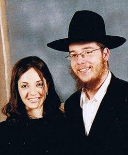 Gavriel Holtzberg American rabbi