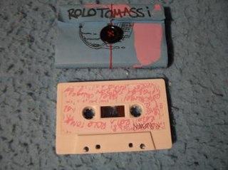 <i>4 Track Cassette</i> 2005 demo album by Rolo Tomassi
